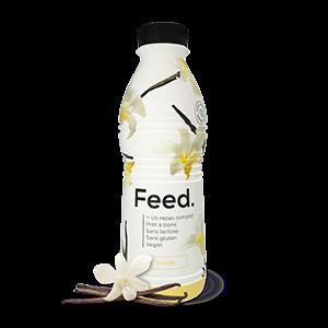 Feed. RTD Vanilla 500ml