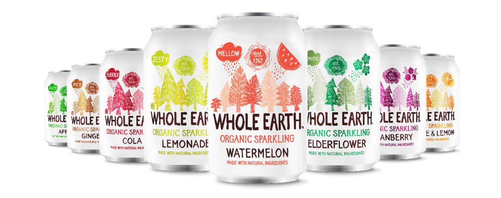 Whole Earth Drinks