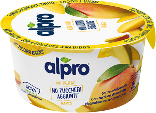 Alpro More Fruit No Added Sugars Mango 135g
