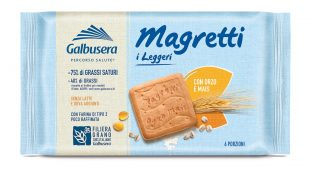 Galbusera Magretti Biscuits with Barley and Corn 350g