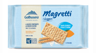 Galbusera Magretti Crackers 380g