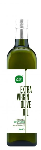 Gently Filtered Extra Virgin Olive Oil 500ml