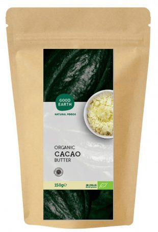 Organic Cacao Butter 150g
