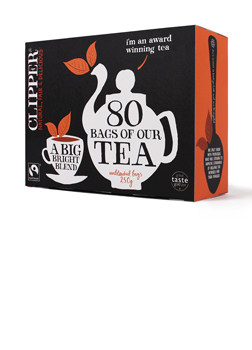 Clipper FT Everyday Tea 80 teabags