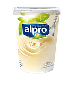 Alpro Vanilla PBAY 500g