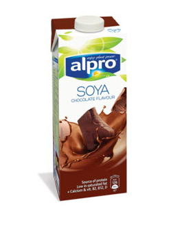 Alpro page 5 good earth for Alpro soya cuisine