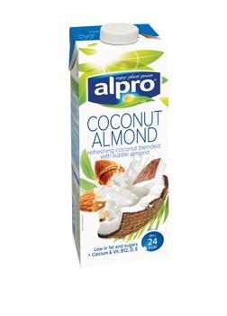 Alpro Coconut Almond Drink 1L