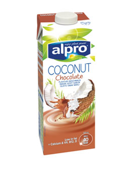 Alpro Coconut Chocolate Drink 1L
