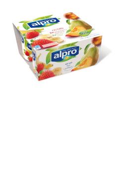 Alpro No Bits PBAY 4x125g