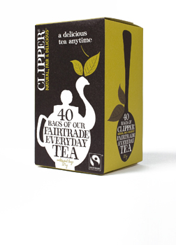 Clipper FT Everyday Tea 40 Teabags