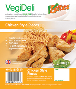 Vbites Meat Free Chicken Pieces 150g