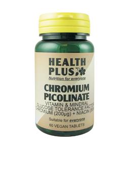 Health Plus Chromium Picolinate