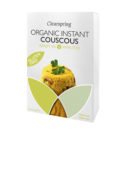 Clearspring Organic Instant Polenta 200g