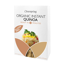 Clearspring Organic Instant Quinoa 180g