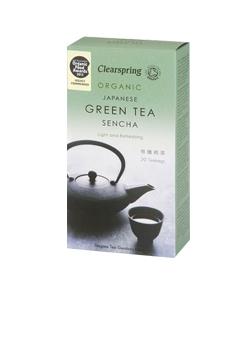 Clearspring Organic Sencha Green Tea 20 bags