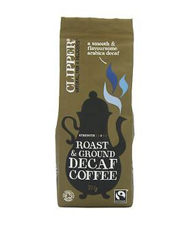 Clipper FT Decaf Coffee 227g