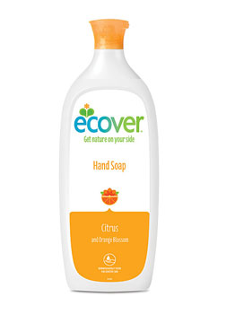 Ecover Handsoap Lemon 1L