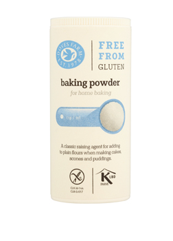 Doves Farm Free From Gluten Baking Powder 130g