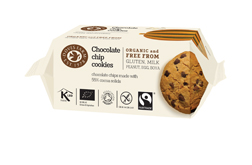 Doves Farm Organic & GF Chocolate Chip Cookies 180g