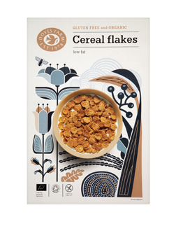 Doves Farm Organic & GF Cereal Flakes 375g