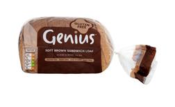 Genius GF Brown Sliced Bread 350g