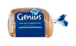 Genius GF White Sliced Bread 350g