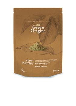 Green Origins Hemp Protein 200g