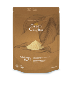 Green Origins Organic Maca 150g