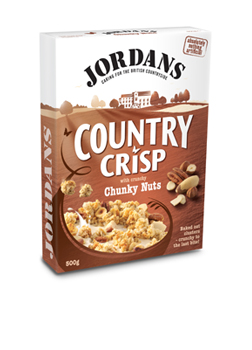 Jordans Country Crisp Chunky Nuts 500g