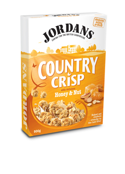 Jordans Country Crisp Honey Clusters 500g