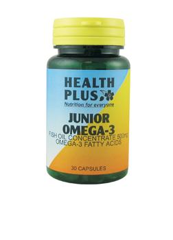 Health Plus Junior Omega 3