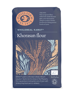 Doves Farm Organic Kamut Bread Flour 1 kilo