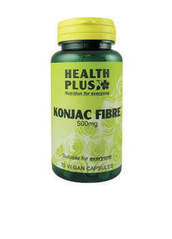 Health Plus Konjac Fibre 500mg