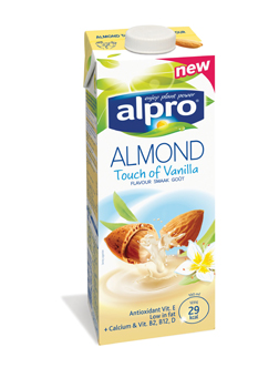 Alpro Almond Vanilla Drink 1L