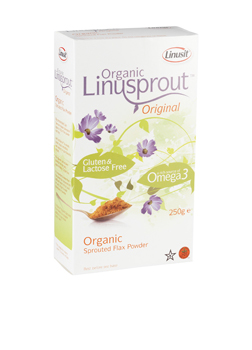Linusprout Flax Powder 250g