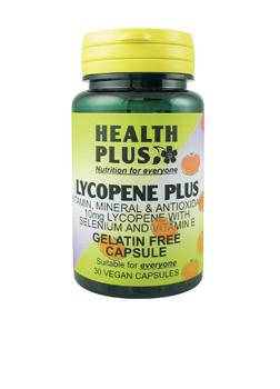 Health Plus Lycopene Plus 10mg