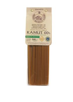 Pasta Morelli Organic Kamut Spaghetti 500g