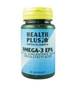 Health Plus Omega 3 EPA