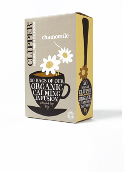 Clipper Organic Chamomile Infusion 20 Teabags