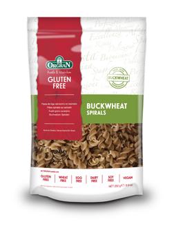 Orgran Buckwheat Sprirals 250g