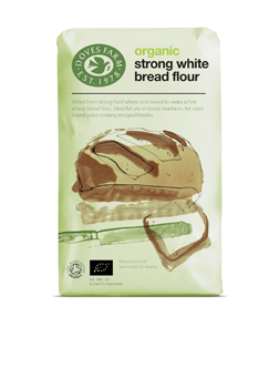 Doves Farm Organic Strong White Bread Flour 1.5kilo