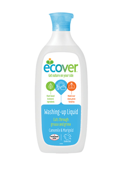 Ecover Washing Up Liquid Camomile & Clementine 500ml