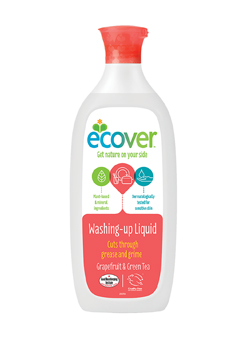 Ecover Washing Up Liquid Grapefruit & Green Tea 500ml