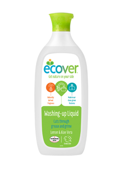 Ecover Washing Up Liquid Lemon & Aloe Vera 500ml
