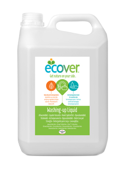 Ecover Washing Up Liquid Lemon Aloe 5L