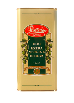 Pantaleo Extra Virgin Olive Oil 5 Litres