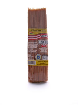Eunature Organic Wholewheat Spaghetti 500g