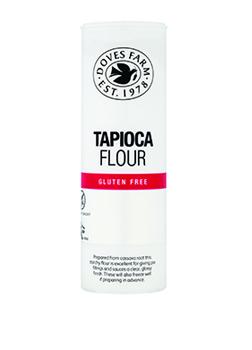 Doves Farm GF Tapioca Flour 110g